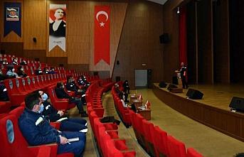 KARDEMİR'den çalışanlarına afet semineri ve kurtarma tatbikatı