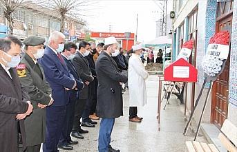 Kastamonu'da vefat eden Kıbrıs gazisi Ali Demiryapan son yolculuğuna uğurlandı