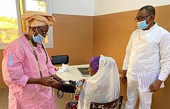 Mali'de İHH'nin yaptırdığı Bartın Esma Hatun Sağlık Ocağı hizmete açıldı