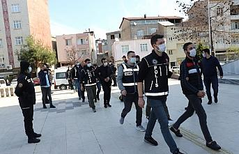 Ordu merkezli uyuşturucu operasyonunda yakalanan 7 şüpheli tutuklandı