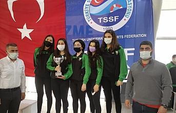 Paletli Yüzme Kulüpler Arası Gençler Türkiye...