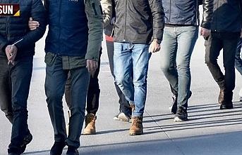 Samsun'da 38 kişi yakalandı