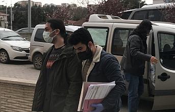 Samsun merkezli FETÖ/PDY operasyonunda 9 şüpheli gözaltına alındı