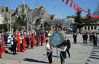 Samsun ve çevre illerde 23 Nisan Ulusal Egemenlik ve Çocuk Bayramı törenlerle kutlandı
