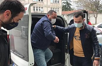 Samsun'da 2 akrabasını silahla yaralayan kadın ile eşi ve oğlu yakalandı