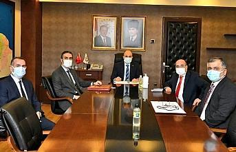 Samsun'da 5,1 milyonluk liralık OKA destekli projelerin sözleşmeleri imzalandı
