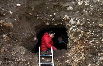 Samsun'da toprak kayması sonucu Helenistik dönemde...