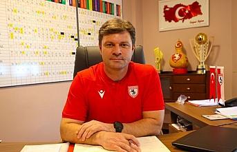 Samsunspor Teknik Direktörü Sağlam, tepkiler sonrası açıklama yaptı