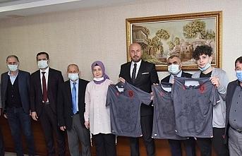 Tekkeköy Belediye Başkanı Hasan Togar, Samsunspor...
