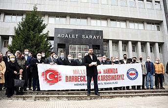 Tokat, Sinop, Kastamonu, Çankırı ve Amasya'dan bazı emekli amirallerin açıklamasına tepki