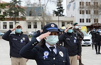 Tokat'ta Polis Teşkilatının 176. yılı kutlandı