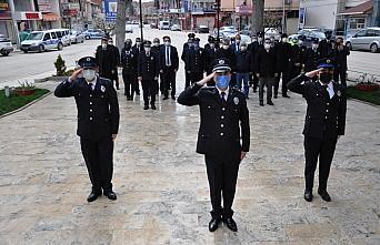 Türk Polis Teşkilatı'nın 176. kuruluş yıl dönümü