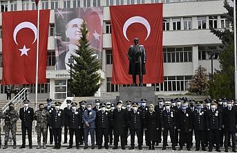 Türk Polis Teşkilatının kuruluşunun 176. yılı Ordu ve Gümüşhane'de kutlandı