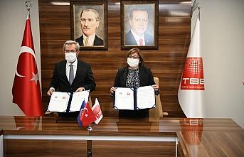 Türkiye Belediyeler Birliği ile Ankara Üniversitesi'nden