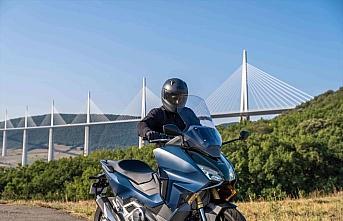 Yeni Honda Forza 750 Türkiye'de satışa sunuldu