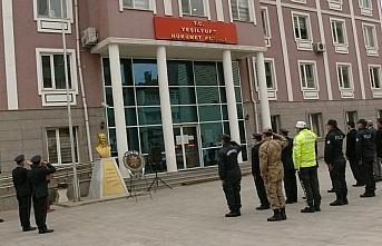 Yeşilyurt'ta Türk Polis Teşkilatı'nın 176. kuruluş yıl dönümü kutlandı