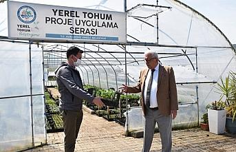Zonguldak Ereğli'de 500 aileye 40 bin ata tohumu dağıtılacak