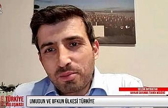 Selçuk Bayraktar, Samsun'da 19 Mayıs Türkiye Buluşması programına katıldı