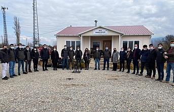 Bolu Orman Bölge Müdürlüğü personeline drone eğitimi verildi