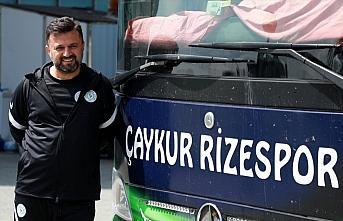 Çaykur Rizespor'da sakat oyuncular işleri zorlaştırıyor