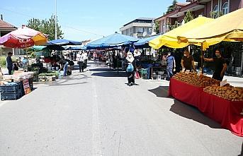 Doğu Marmara ve Batı Karadeniz'de pazar yerleri...