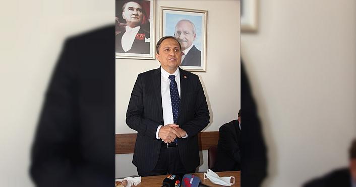 DÜZELTME - CHP Genel Başkan Yardımcısı Torun:...