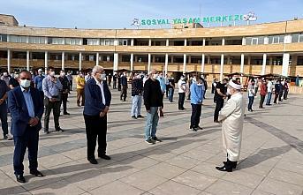Eski AK Parti Karabük Milletvekili Uysal için memleketinde...