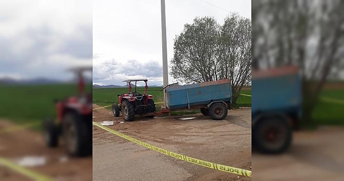 Gümüşhane'de su tankının altında kalan kadın öldü