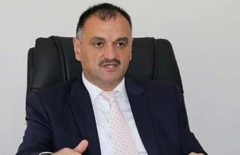 Halil Akgül, Ramazan Bayramı mesajı yayınladı