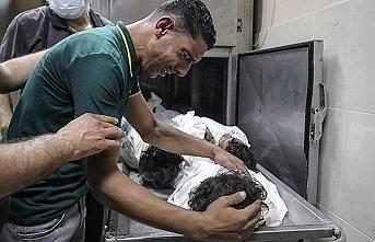 İsrail aralarında hamile bir kadının olduğu 6 kişilik ailenin tüm fertlerini katletti