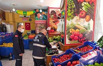 Karabük'te Vefa Sosyal Destek Grubu vatandaşların...