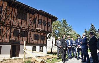 Kastamonu Valisi Avni Çakır, Taşköprü ilçesini...