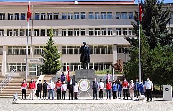 Ordu ve Gümüşhane'de Gençlik Haftası kutlanıyor