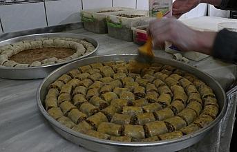 Samsun'un tescilli lezzeti nokul ramazan sofralarını...