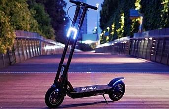 Samsun'a elektrikli scooterlar geliyor