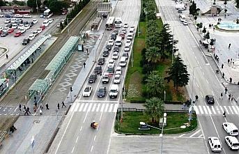 Samsun Büyükşehir Belediyesi kent trafiğine ASELSAN iş birliğiyle çözüm bulacak