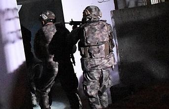 Samsun'da Özel Harekattan operasyon, 3 gözaltı