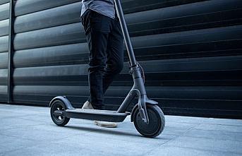 Samsun'da belediye vatandaşlara elektrikli scooter hizmeti vermeye hazırlanıyor