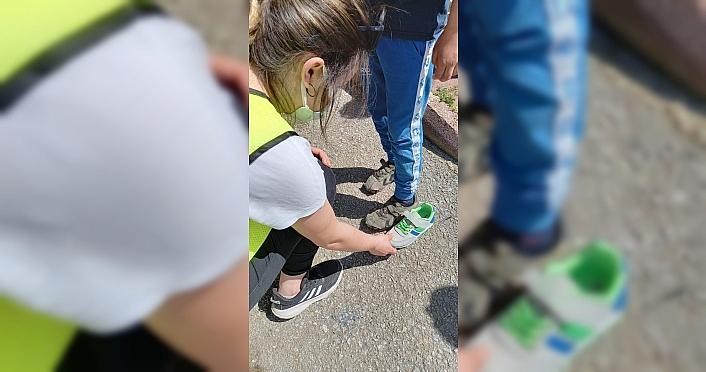 Samsun'da gönüllüler 1555 çocuğu bayramlık kıyafetle sevindirecek