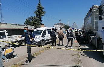 Samsun'da minibüsün çarptığı adam öldü karısının...