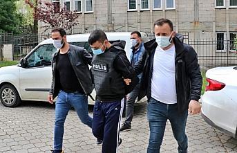 Samsun'da araçtan pompalı tüfekle ateş açarak bir kişiyi öldürdü
