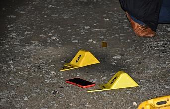 Samsun'da silahlı saldırıya uğrayan kişi...