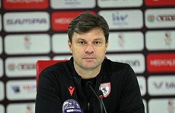 Samsunspor-Ankaraspor maçının ardından