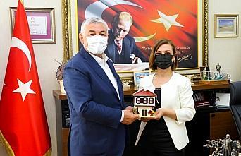 Sarıyer Belediye Başkanı Genç'ten Başkan Köse'ye ziyaret