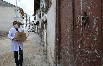 Tokat Belediyesi 5 bin aileye gıda yardımı yaptı