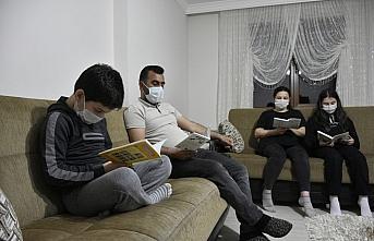 Torul'da haftada bir gün yarım saat kitap okuma sessizliği yaşanıyor