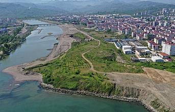 DSİ'nin Melet Irmağı'ndaki çalışmaları devam ediyor