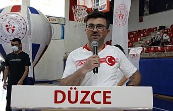 Düzce'de spor okulları açıldı