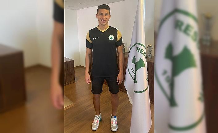 Giresunspor, Alexis Perez'i transfer etti