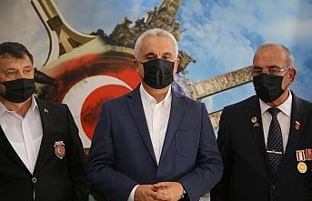 Kastamonu Valisi Çakır, vaka sayılarının düşmesinde aşının önemine vurgu yaptı:
